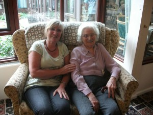 Friends of the Elderly residential care home New Copford Place National Care Home Open Day