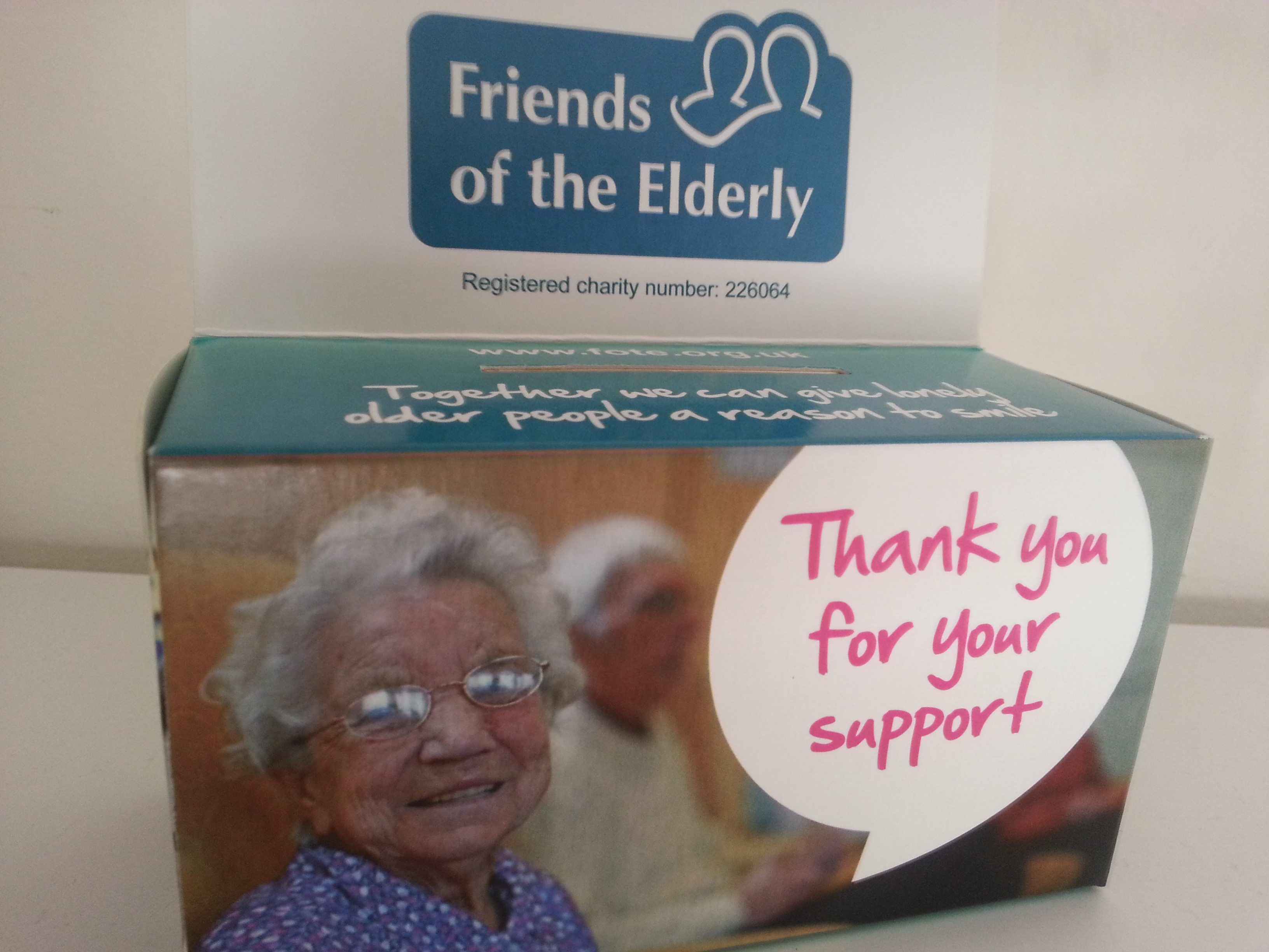 home money boxes appeals support us friends of the elderly