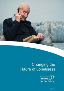Changing the Future of Loneliness cover