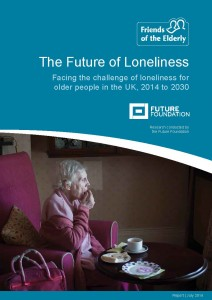 Front cover - Future of Loneliness