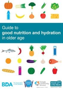 Cover of Guide to good nutrition and hydrations