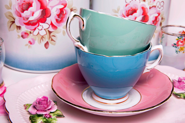 China Tea Cup Collection