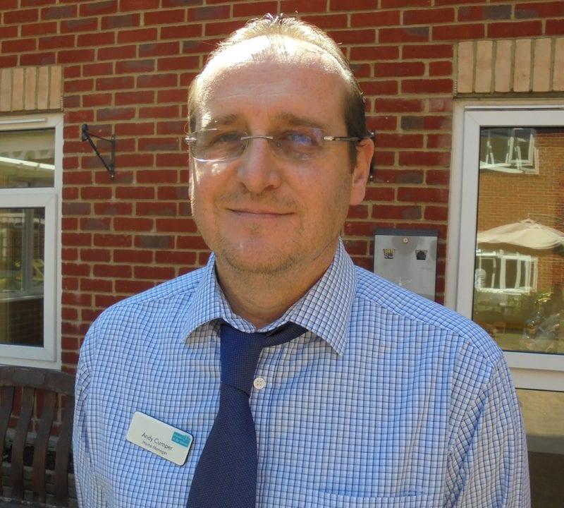 Andy Cumper Bernard Sunley Manager - 800 x 720 px