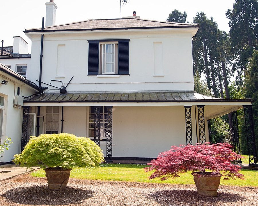 coulsdon garden
