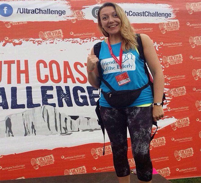 100km South Coast Challenge!