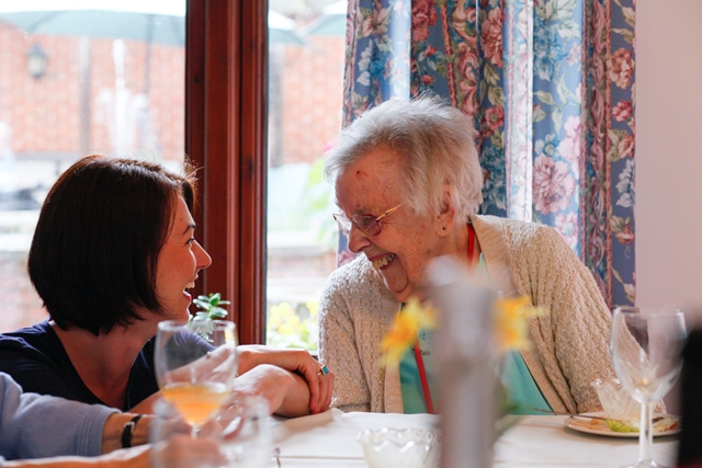 The Old Vicarage - Care Home Open Day