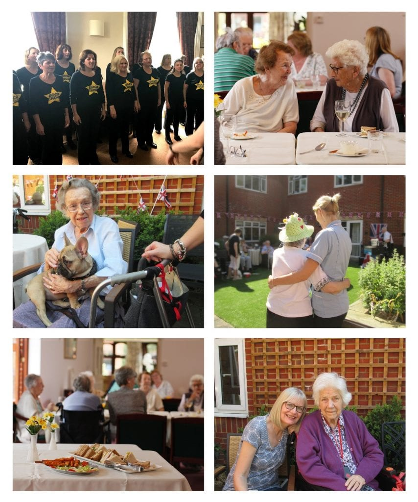 Friends of the Elderly - Care Home Open Day