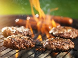 Befriending service in Woking invites potential volunteers to free BBQ.