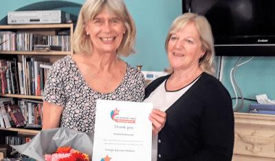 Volunteers' Week celebrations
