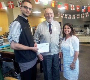 Malvern day care service receives £500 from Waitrose Community Matters scheme