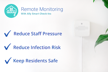Ally Labs remote monitoring technology