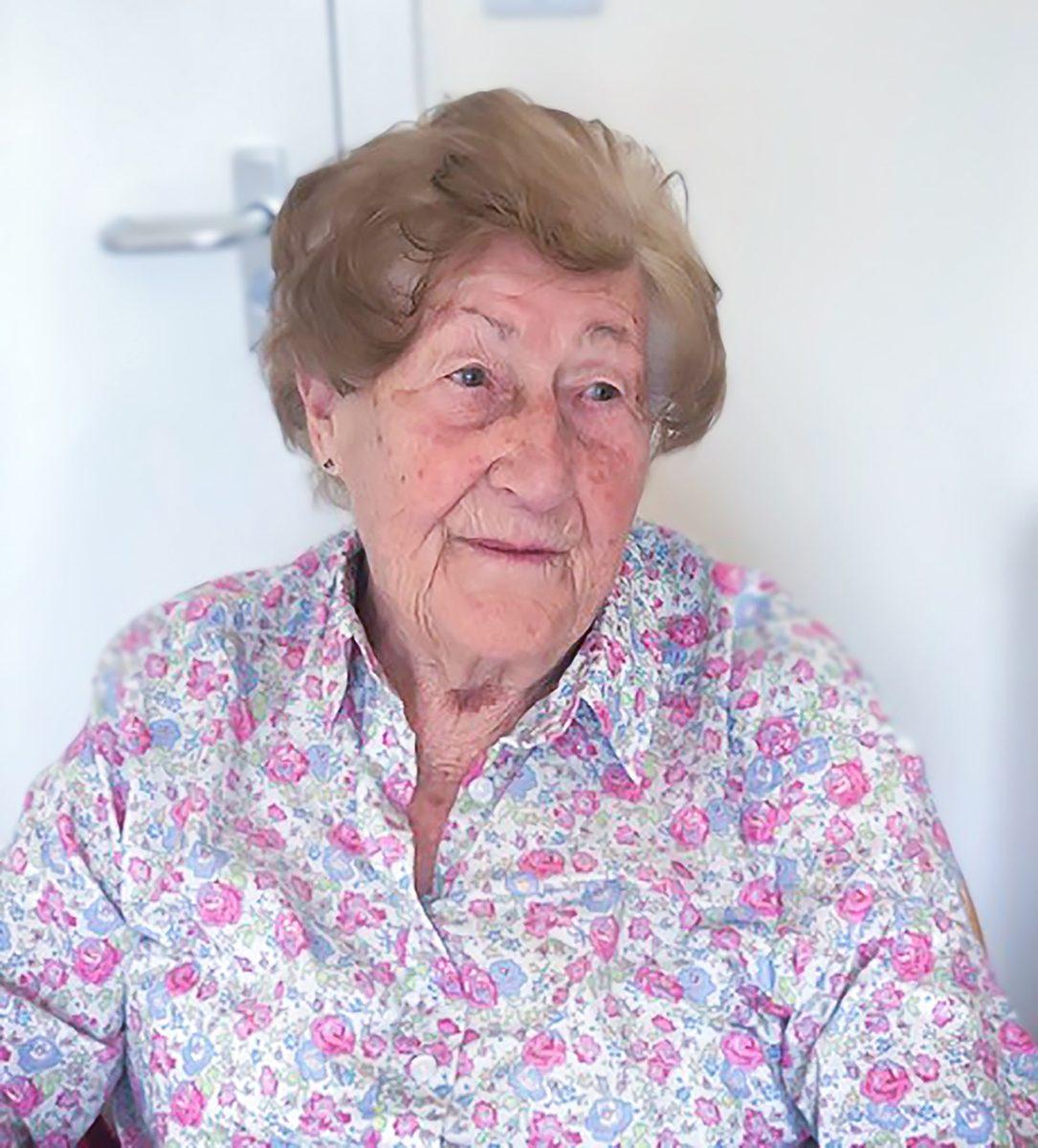 Redcot resident Juliet Fuirer