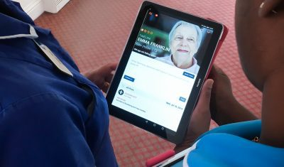 Social Care Digital Pathfinders Programme, funded by NHS Digital at Friends of the Elderly